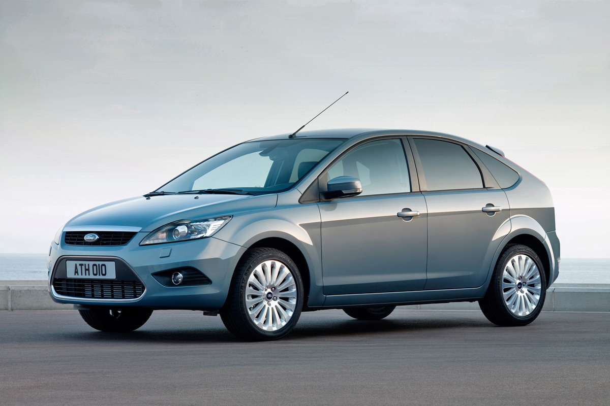 2010 ford focus to reach 40 mpg autoevolution. Black Bedroom Furniture Sets. Home Design Ideas
