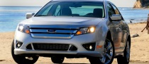 2010 Ford Fusion Hybrid Gets IIHS Top Safety Pick