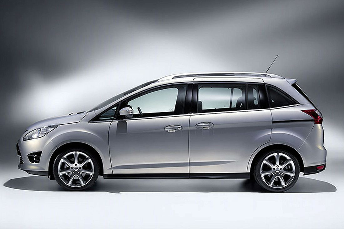 2010 ford grand c max released autoevolution. Black Bedroom Furniture Sets. Home Design Ideas