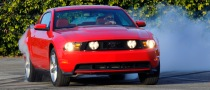 2010 Ford Mustang Gets Top IIHS Safety Rating