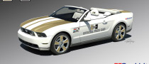 2010 Ford Mustang Pace Car by Hurst