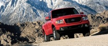 2010 Ford Ranger Comes to Life in Geneva