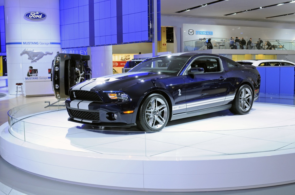 2010 ford shelby gt500 and 2010 ford f 150 svt raptor up for sale autoevolution. Black Bedroom Furniture Sets. Home Design Ideas