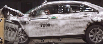 2010 Ford Taurus Gains IIHS Top Safety Pick