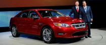 2010 Ford Taurus Officially Launched at NAIAS