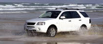 2010 Ford Territory Crossover Launched in Melbourne