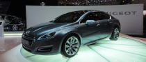 2010 Geneva Auto Show: 5 by Peugeot [Live Photos]