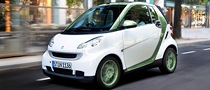 2010 Geneva Auto Show: smart with Electric Drive