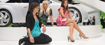 2010 Geneva Auto Show - The Girls