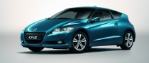 2010 Geneva Preview: European 2011 Honda CR-Z
