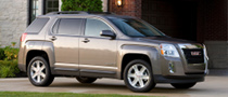 2010 GMC Terrain Awarded IIHS Top Safety Pick