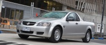 2010 Holden Ute Comes with Six Standard Airbags