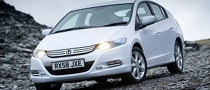 2010 Honda Insight Hybrid Photos Leaked