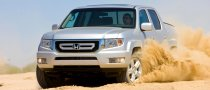 2010 Honda Ridgeline Details Revealed