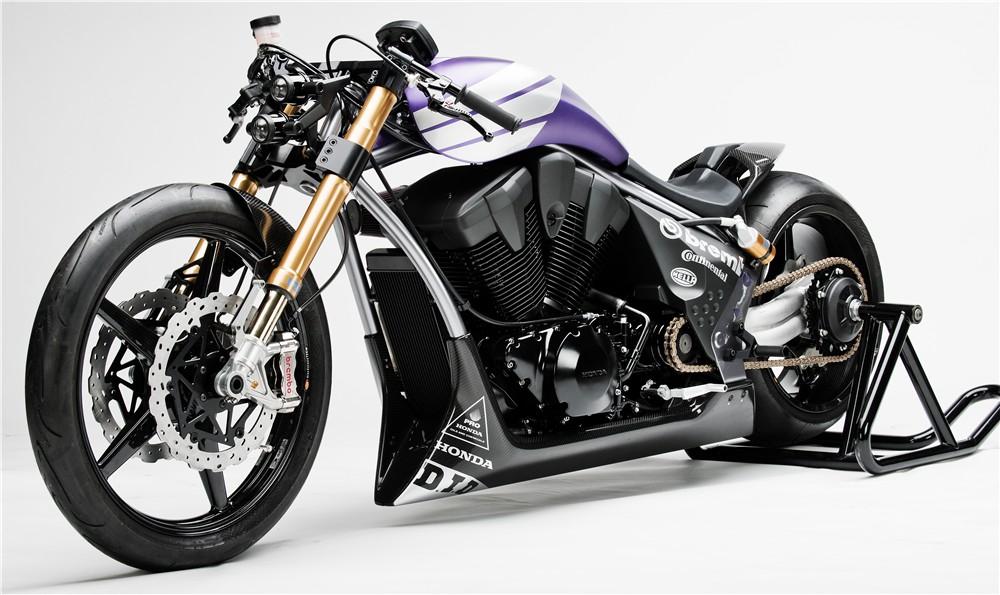 2010 Honda Sabre Switchblade Pro Drag Concept Autoevolution