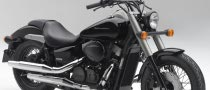 2010 Honda Shadow Black Spirit Revealed
