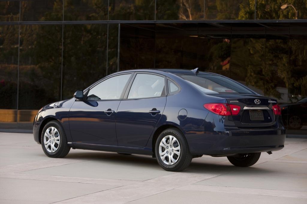 2010 Hyundai Elantra Pricing Released - autoevolution