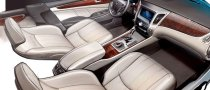 2010 Hyundai Equus Interior Looks Luxurious