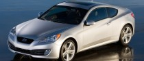 2010 Hyundai Genesis Coupe Priced for US