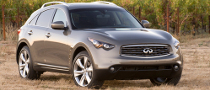 2010 Infiniti FX U.S. Pricing Released