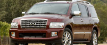 2010 Infiniti QX56 US Pricing Announced