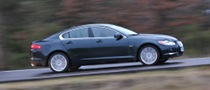 2010 Jaguar XF Recalled