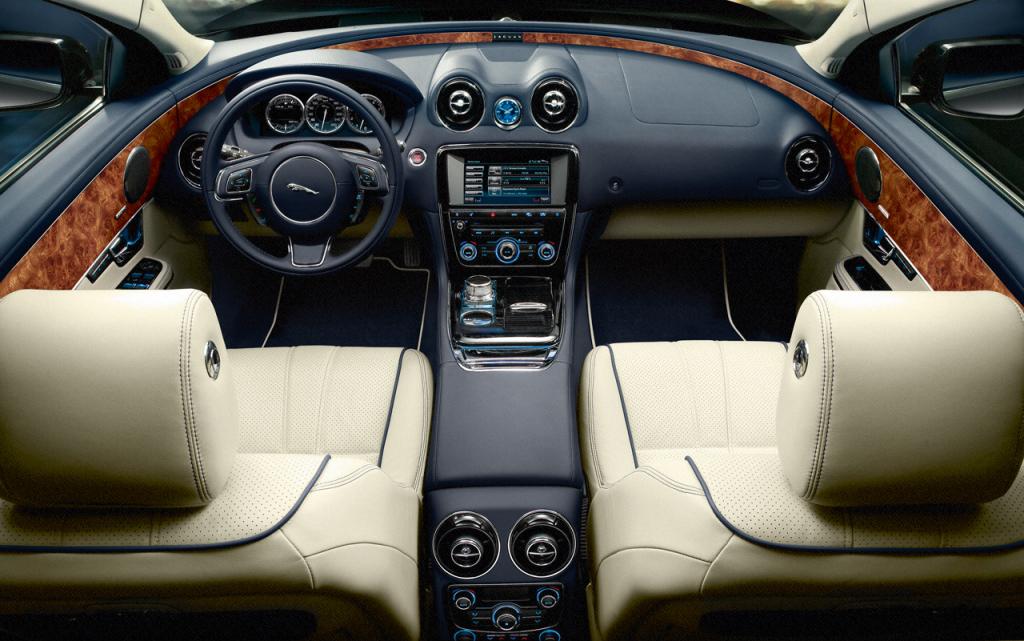Jaguar Xj Official Details Photos And Prices