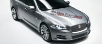 2010 Jaguar XJ Official Photos Embargo Breach