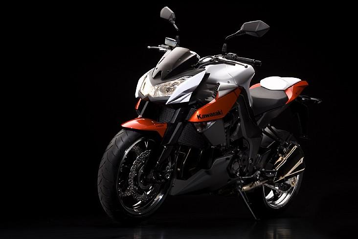 Kawasaki Z Flyscreen