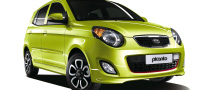 2010 Kia Picanto Priced at 8,550 Euro