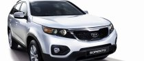 2010 Kia Sorento Official Photos