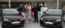 2010 Ladies German Open Sponsored by Audi