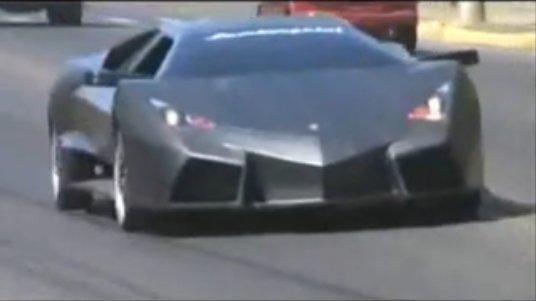 2010 Lamborghini Reventon Super Replica Special Edition Autoevolution