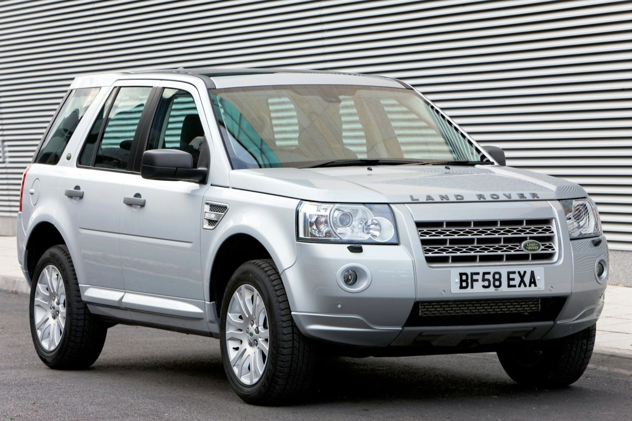 2010 Land Rover Freelander 2 Live in Geneva - autoevolution