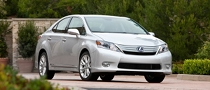 2010 Lexus HS 250h Pricing Announced