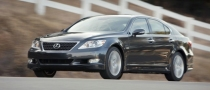 2010 Lexus LS 460 Facelift Details and Prices