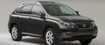 2010 Lexus RX 350 Pricing Unveiled