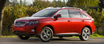 2010 Lexus RX 450h Details and Pricing