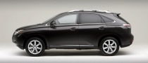2010 Lexus RX Gets IIHS Top Safety Pick