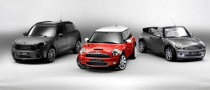 2010 Life Ball MINI Trio of Cars to Be Auctioned
