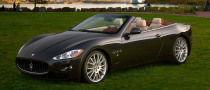 2010 Maserati GranTurismo Convertible US Pricing Announced