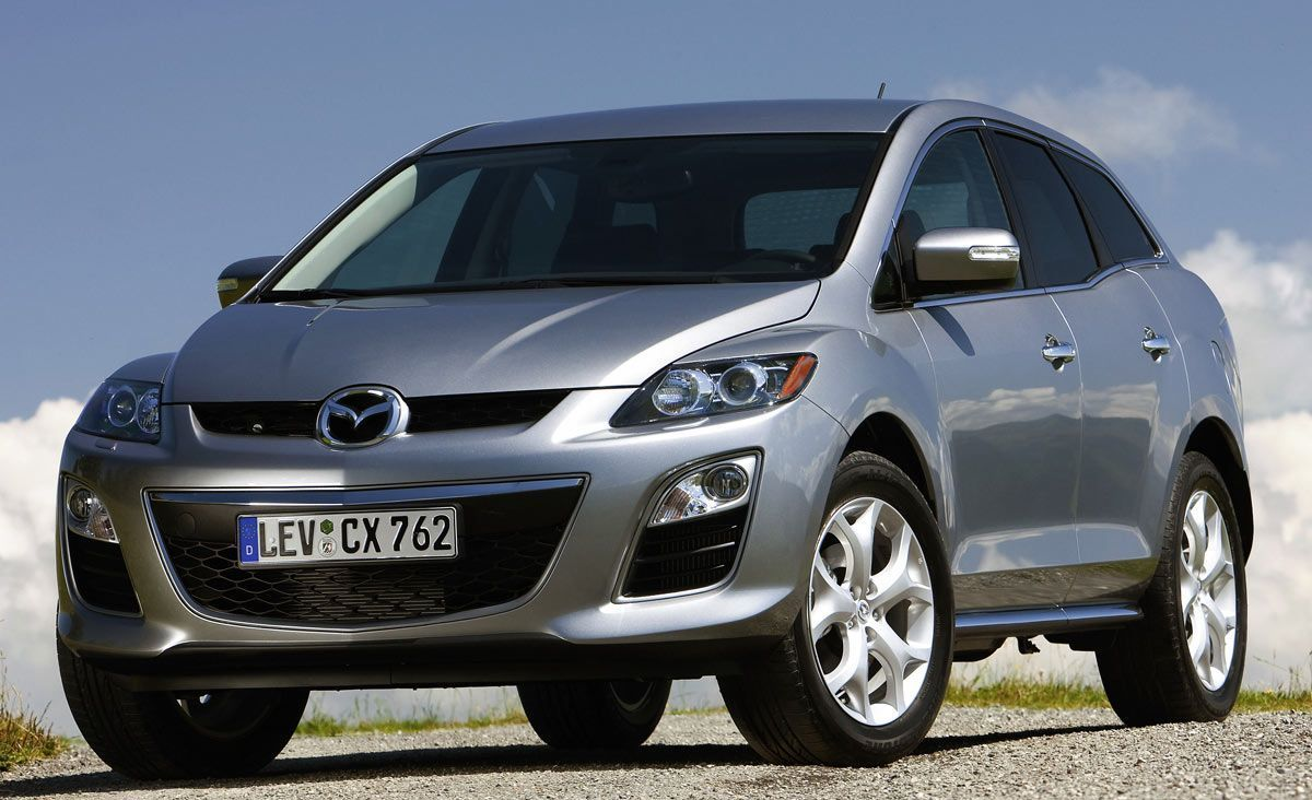 2010 mazda cx 7 uk prices revealed autoevolution. Black Bedroom Furniture Sets. Home Design Ideas