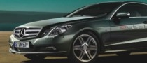 2010 Mercedes-Benz E-Klasse Coupe Photos Leaked on Web