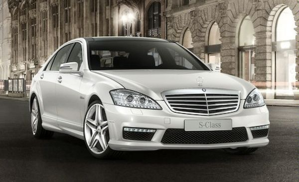 2010 mercedes benz s63 amg and s65 amg unveiled for 2010 mercedes benz s63 amg