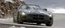 2010 Mercedes-Benz SLS AMG Gullwing Photos and Details