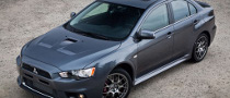 2010 Mitsubishi Lancer Evo MR Touring Pricing Released