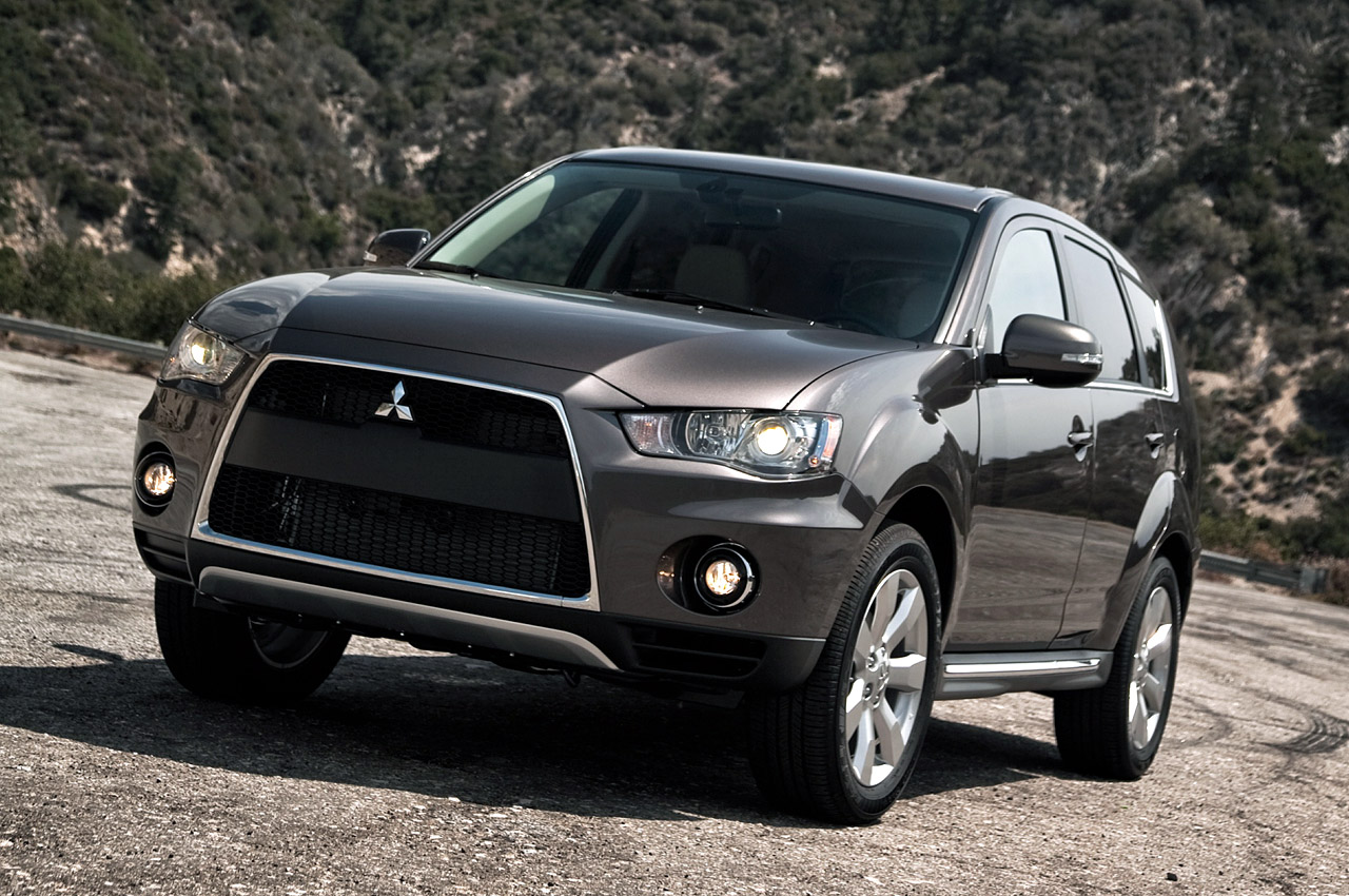 2010 Mitsubishi Outlander Gt Update Photo Gallery Autoevolution