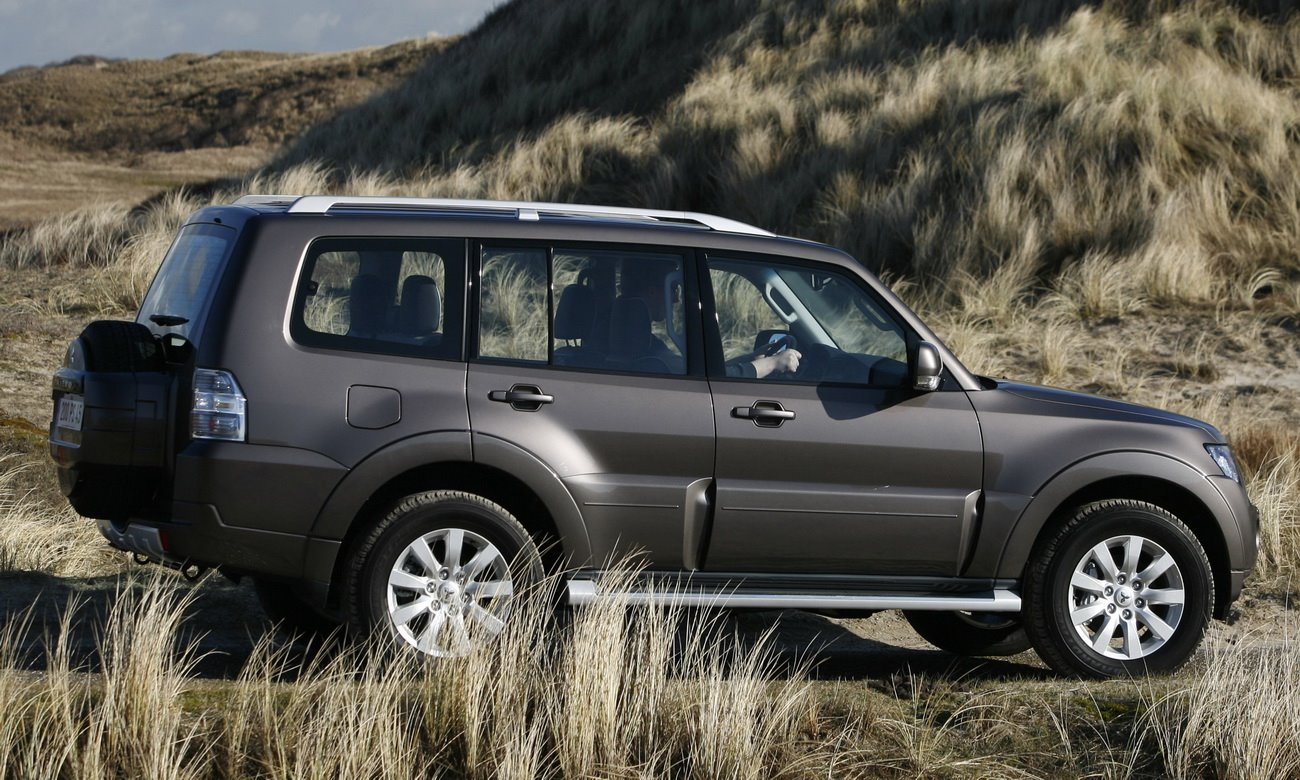 2014 Mitsubishi Pajero Exceed review | PerformanceDrive