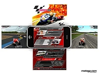 iPhone MotoGP 2010 Game launched