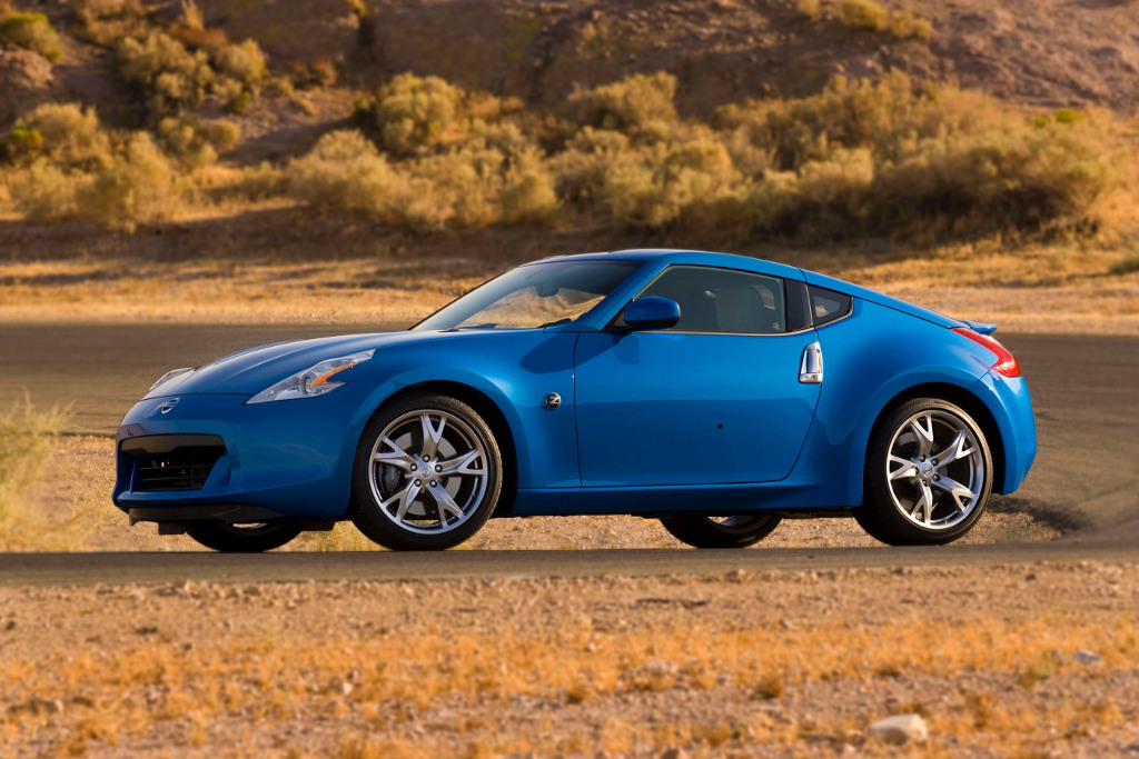 2010 Nissan 370z Coupe Us Pricing Released Autoevolution